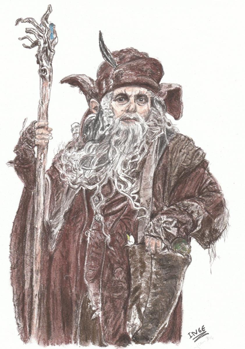 HobbitRadagast