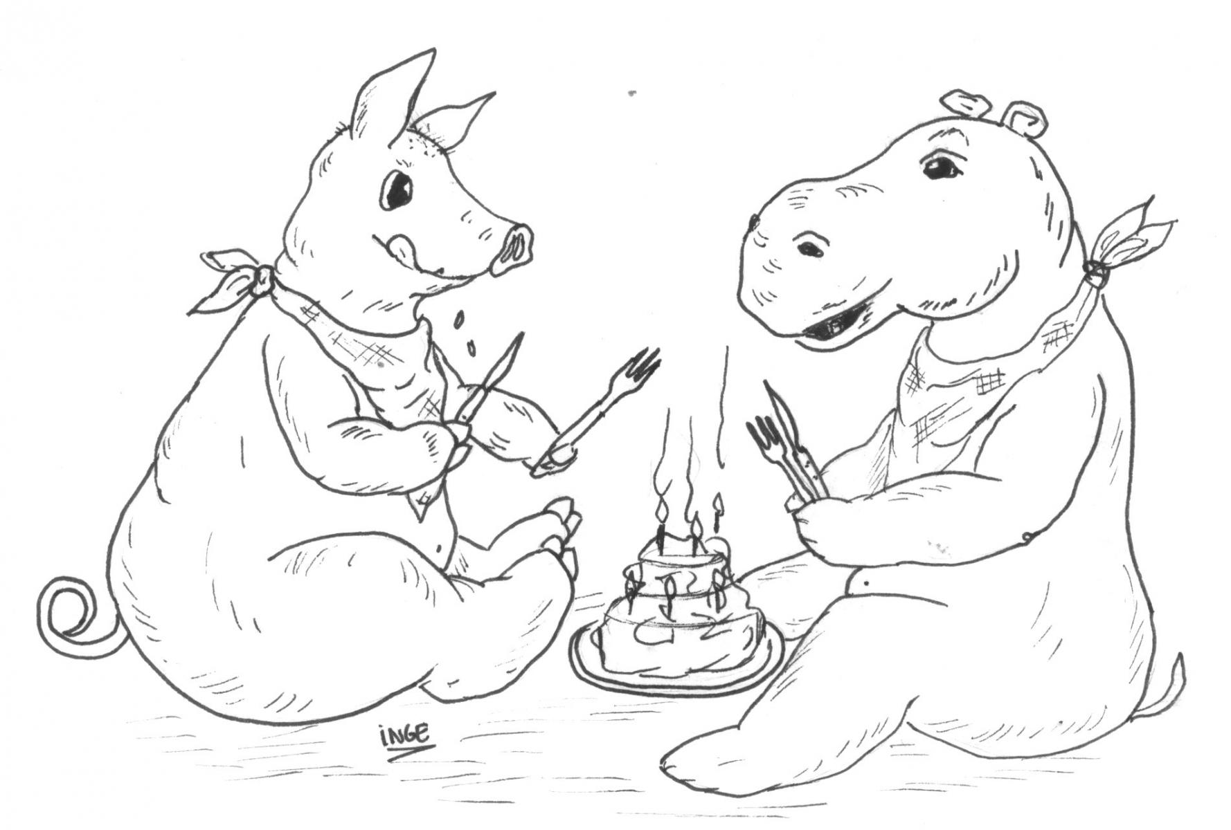 feestvarkennijlpaard